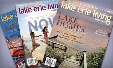 Lake Erie Living - Lake Erie Living in