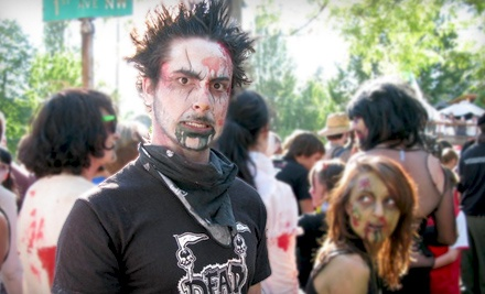 1-Day Single-Admission Ticket (up to a $15 value) - The Walking Dead Event in Seattle