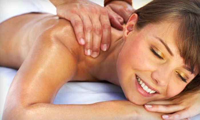 Balancing Touch Massage Therapy - Central Business District: $40 for One Hour Massage and Seasonal Sugar or Spice Scrub at Balancing Touch Massage Therapy ($85 value)