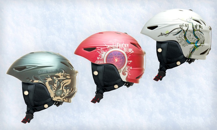 Lucky Bums Helmets: $59 for Lucky Bums Helmet in S, M, or L ($99.99 List Price). 12 Styles Available. Free Shipping and Free Returns.