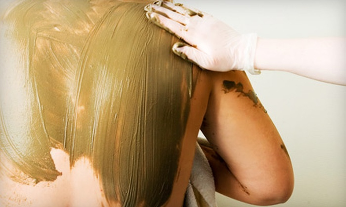 Pura Vida Wellness Spa - Pinellas Park: $60 for Bentonite Clay Body Mask at Pura Vida Wellness Spa in Pinellas Park ($120 Value)