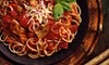 Bistro Mozart - Heritage District,North Valley: American-Italian Fusion Fare at Bistro Mozart in Sunnyvale (Up to 52% Off). Two Options Available.