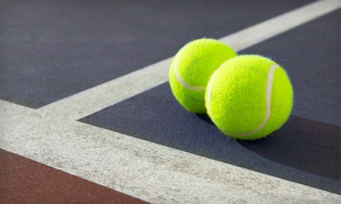Mark Platt's Beginners World Tennis - Saint Louis: $20 for Four One-Hour Tennis Lessons from Mark Platt's Beginner's World Tennis in Sunset Hills (Up to $56 Value)