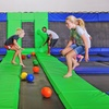 Up to 50% Off at Airbound Trampoline Park