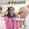 Operation Warm : If 40 People Donate $10, Then Operation Warm Can Provide Winter Coats for 40 Children. Donations Matched.
