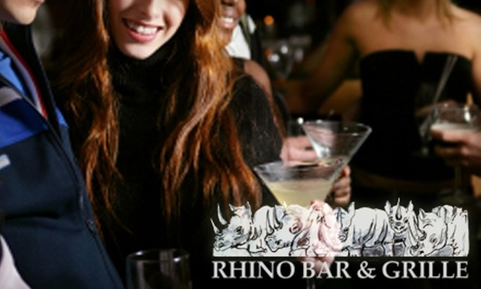 Rhino Bar & Grille - Newport: $10 for $20 Worth of Fare at Rhino Bar & Grille in Newport