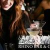 $10 for Fare at Rhino Bar & Grille in Newport