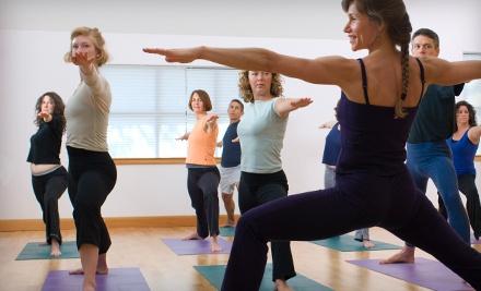 10 Yoga Classes (a $150 value) - Dynamic Power Yoga PLUS! in Addison