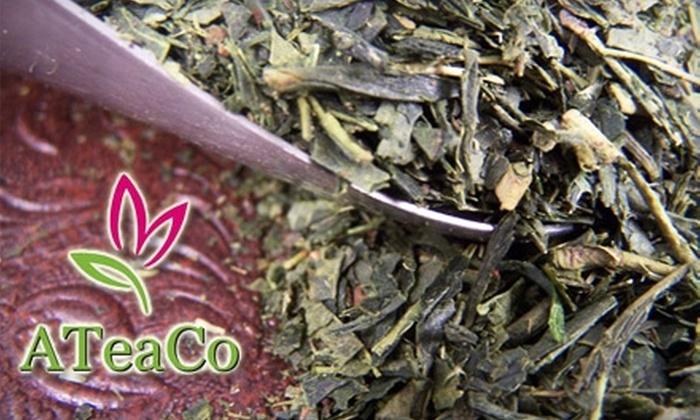 Annapolis Tea Company - Rackheath Park: $10 for $20 Worth of Café Fare, Loose-Leaf Tea, and More at Annapolis Tea Company