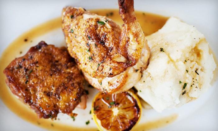 Morgan's Restaurant - Wynwood: $25 for $50 Worth of Gourmet Comfort Food for Dinner Sunday–Friday or Saturday at Morgan's Restaurant