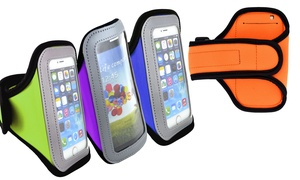 Sport Armband For Iphone 4/4s, 5/5s, 5c, 6 Or Samsung S5