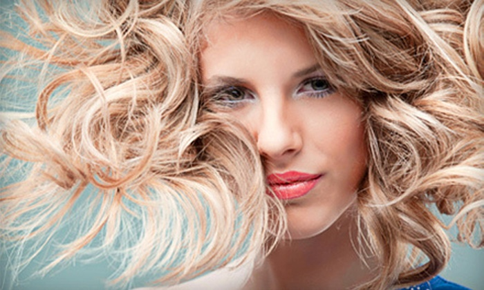 Fantastic Sams - North Hollywood: Deep-Conditioning Treatment and Haircuts with Optional Full Color or Full Highlights at Fantastic Sams (Up to 57% Off)