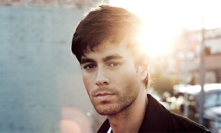 Enrique Iglesias & Pitbull with J Balvin at Target Center on Saturday, February 21 (Up to 62% Off)