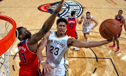 New Orleans Pelicans Game with Optional Pregame Experience on December 1, 7, or 23 at 7 p.m.
