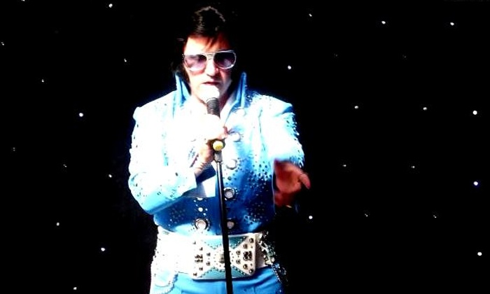 Bay Area Elvis Tribute - Cubberley Community Center Theatre: Bay Area Elvis Tribute at Cubberley Community Center Theatre on Saturday, August 16 (Up to 42% Off)