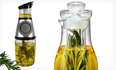 Artland Column or Pump Oil and Herb Infuser (Up to 67% Off). Free Returns.