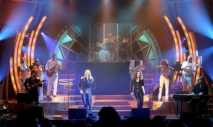 Abbamania or Night Fever: An Evening of the Bee Gee's - Randolph Theatre: Abbamania or Night Fever: An Evening of the Bee Gees (7:30 p.m., December 17 and 18)