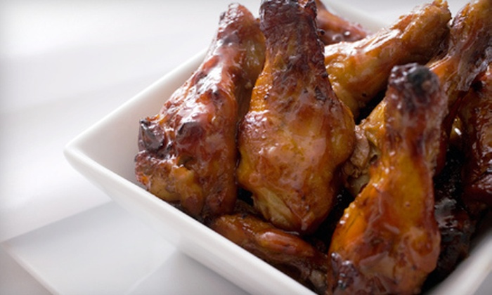 Big Shots Sports Cafe - Bedford: $10 for $20 Worth of Drinks and Pub Food at Big Shots Sports Café