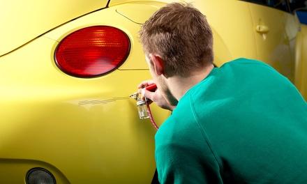 Wertgutschein über 50 € anrechenbar auf Lackreparaturen oder Fahrzeugaufbereitung bei CAR-TOP in Oberhausen für 9,90 €