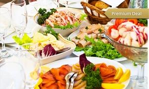 ASIN am Kollwitzplatz (Indian Cuisine): Brunch-Buffet All-you-can-eat am Samstag oder Sonntag für Zwei im Asin am Kollwitzplatz (39% sparen*)
