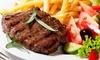 Steak-Menü nach Wahl für Zwei