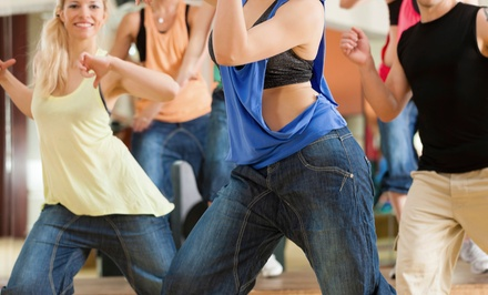 10, 15, or 20 Zumba Classes at Cassandra Rose Belly Dance (Up to 75% Off)