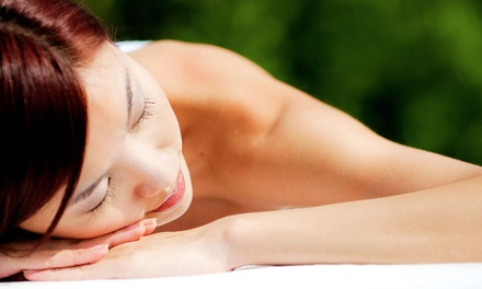 $70 for Swedish Massage and Facial with Seasonal Aromatherapy at Skin Deep Studio & Day Spa ($140 Value)
