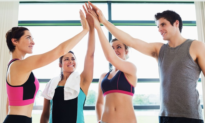 The Max Challenge of Cranford - Cranford: $199 for 10-Week Fitness Challenge with The Max Challenge of Cranford ($450 Value)