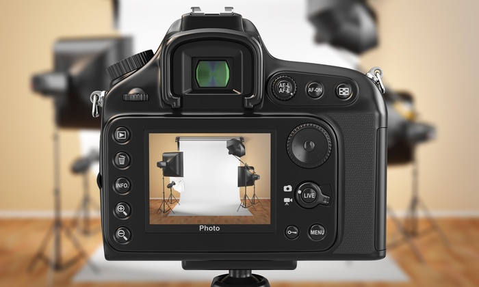 VLC IMAGES - Torrington: 30-Minute Studio Photo Shoot with Digital Images from VLC IMAGES (45% Off)