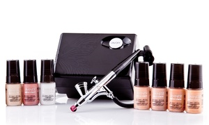 Luminess Air Basic Airbrush System with Cosmetic Kit