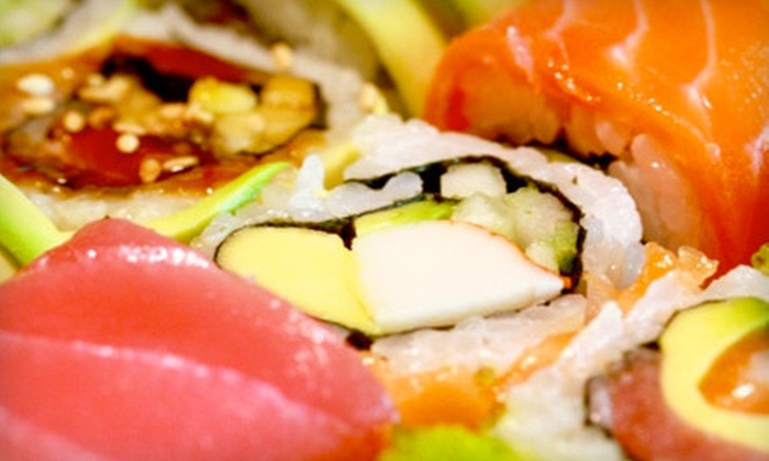 Nori Modern Noodle & Sushi - Downtown,Fort Sanders: $6 for $12 Worth of Asian Fusion Fare at Nori Modern Noodle & Sushi