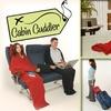T-Monster Concepts, LLC  - Columbus: $15 for a Cabin Cuddler Blanket ($24.99 Value)