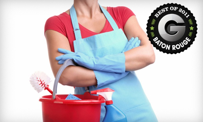 Busy Bee's Cleaning - Baton Rouge: $50 for Three Hours of Home Cleaning from Busy Bee's Cleaning ($135 Value)