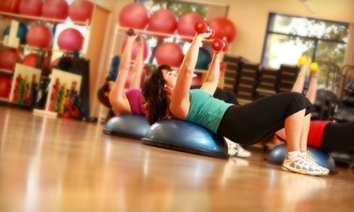 LifeStyleRx - Livermore: 10- or 20-Visit Gym Pass to LifeStyleRx in Livermore (Up to 89% Off)