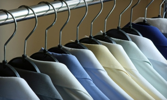Davig's Custom Cleaners - Multiple Locations: $15 for $30 Worth of Dry Cleaning Services