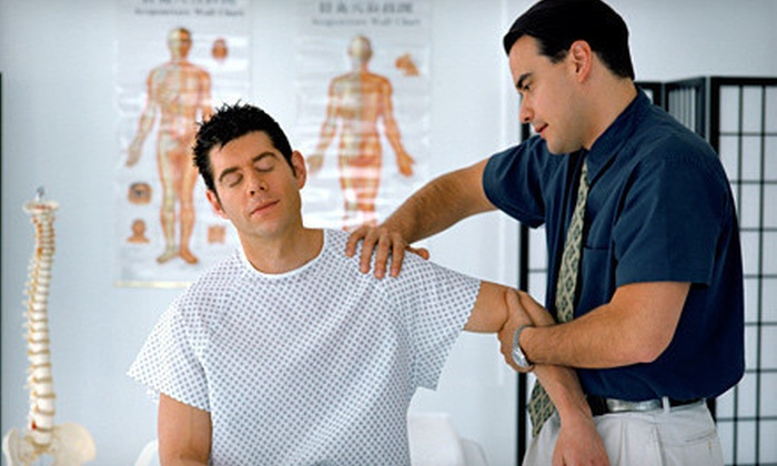 Timpview Chiropractic - Bonneville: $25 for a Chiropractic Exam with X-rays and 60-Minute Massage at Timpview Chiropractic ($120 Value)
