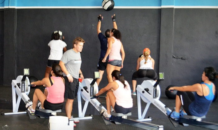 IMT CrossFit - Three Lakes: $29 for One Month of Unlimited CrossFit Training at IMT CrossFit ($150 Value)