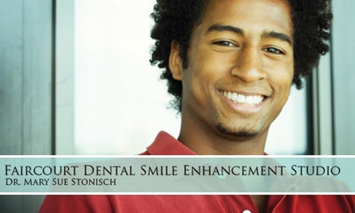 Faircourt Dental Smile Enhancement Studio - Grosse Pointe: $129 for One Teeth-Whitening Session at Faircourt Dental Smile Enhancement Studio ($361 Value)