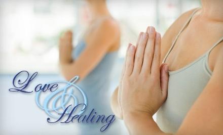 Love & Healing: 1-Hour Massage - Love & Healing in Trumbull