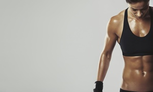 Ffit Body: Four Weeks of Unlimited Boot-Camp Classes at FFIT Body