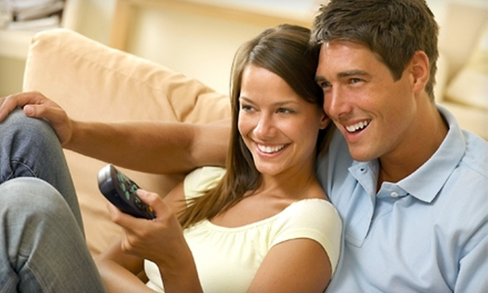 RCN: $89 for Two Months of Cable and Internet Service from RCN (Up to $184.93 Value)
