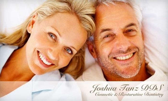 Joshua Tanz DDS - Sherman Oaks: $49 Dental Exam, Teeth Cleaning, and X-rays at Joshua Tanz DDS in Sherman Oaks ($294 Value)