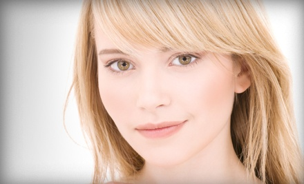 Vivienne Medi Spas: Glycolic Peel for the Face with Light Therapy - Vivienne Medi Spas in Hamilton