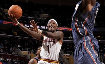 Cleveland Cavaliers vs. Orlando Magic on 3/21 at 7pm - Loudville Corner Seating  - Cleveland Cavaliers in Cleveland