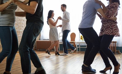 image for Four Ballroom <strong>Dance Classes</strong> for One or Two at Goodyear Arthur Murray (Up to 89% Off)