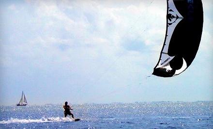 Kiss The Sky Kiteboarding - Kiss The Sky Kiteboarding in Tierra Verde
