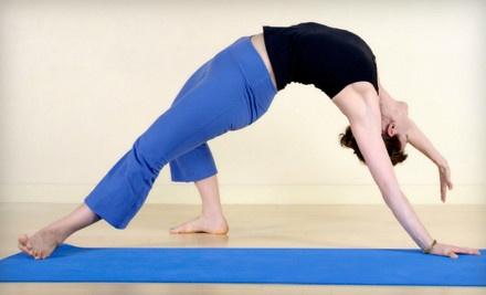 5 Yoga Classes (a $90 value) - Yoga Vita in Teaneck