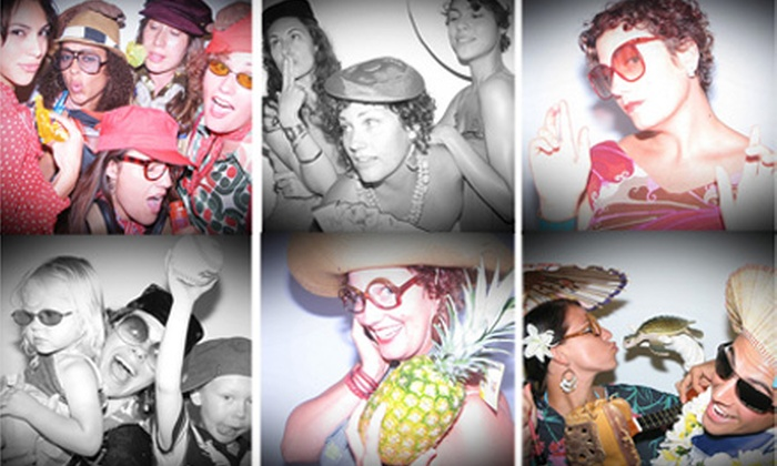 FlashLab - Kailua: $399 for a Three-Hour Photo-Booth Rental Package from FlashLab ($960 Value)
