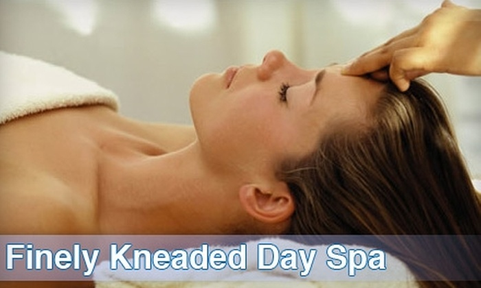 Finely Kneaded Day Spa - Lakewood: $35 for Your Choice of a 60-Minute For Your Kneads or Mom-to-Be Massage at Finely Kneaded Day Spa in Lakewood ($75 Value)