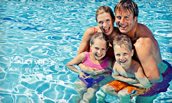 Spearman Clubs - Multiple Locations: One-Month Individual or Family Swim Membership at Spearman Clubs (Up to 74% Off)